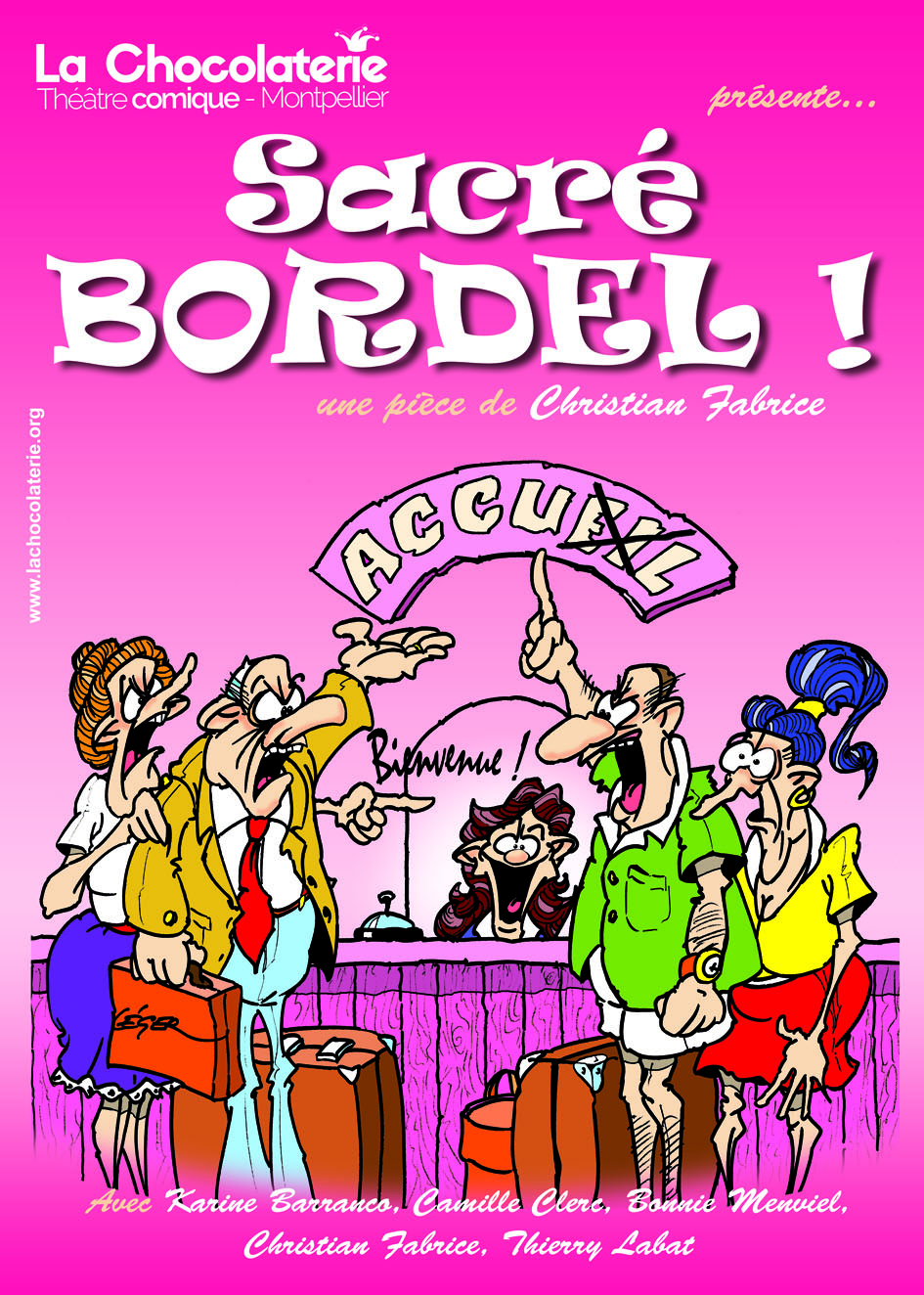 Sacré Bordel